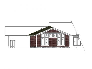 Sun Room Addition Plan, 006X-0024