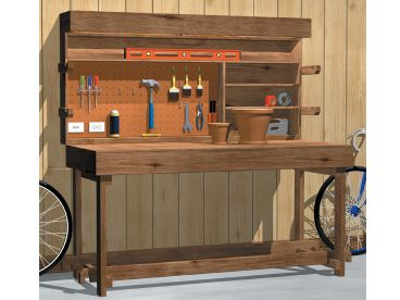 Workbench Plan, 072X-0114