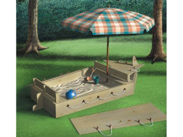 Play Structure Plan, 072X-0064