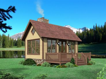 Outdoor Lodge, 062X-0001