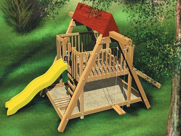 Play Structure Plan, 072X-0063