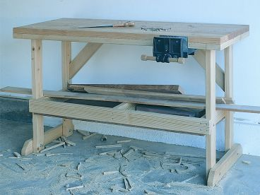 Workbench Plan, 077X-0065
