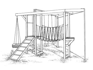 Play Structure Plan, 057X-0043