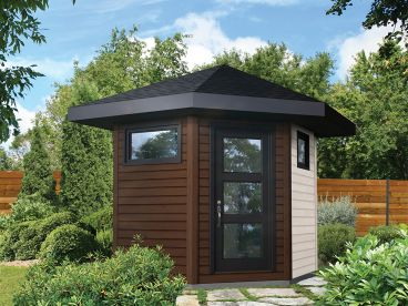 Multi-Size Storage Shed, 072S-0030