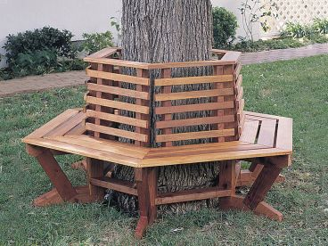 Outdoor Furniture Plan, 077X-0086