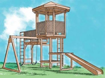 Play Structure Plan, 057X-0044
