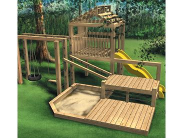 Play Structure Plan, 072X-0056