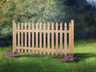 Fence & Gate Plans