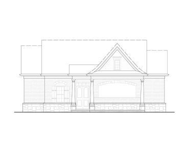 Pool House Plan, 084P-0001