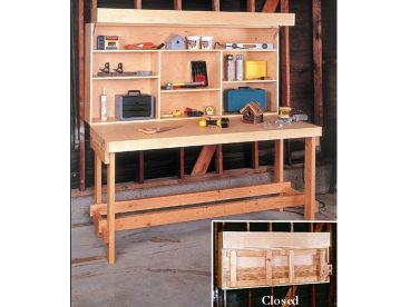 Workbench Plan, 077X-0090