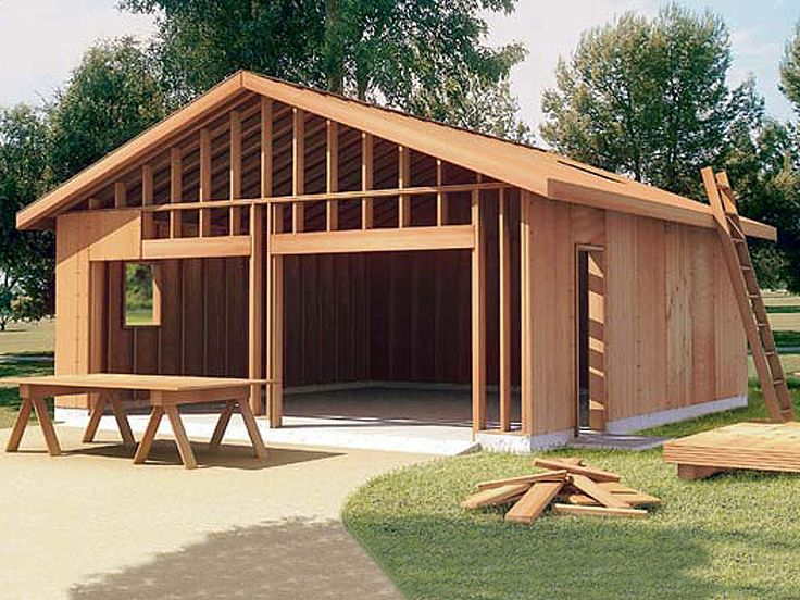 How-to-Build a Garage, 047G-9999
