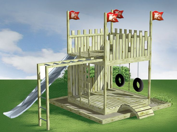 Play Structure Plan, 072X-0060